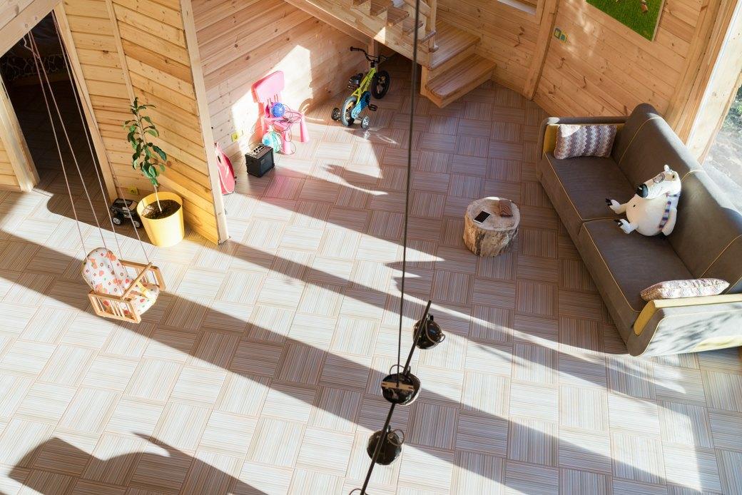 Личная сфера: Как живётся вкупольном доме вПодмосковье. Изображение № 4.
