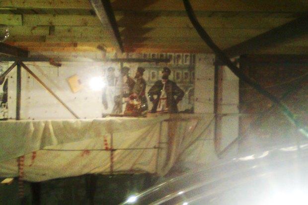 В Сети появились фотографии наземного вестибюля «Спасской». Изображение № 7.