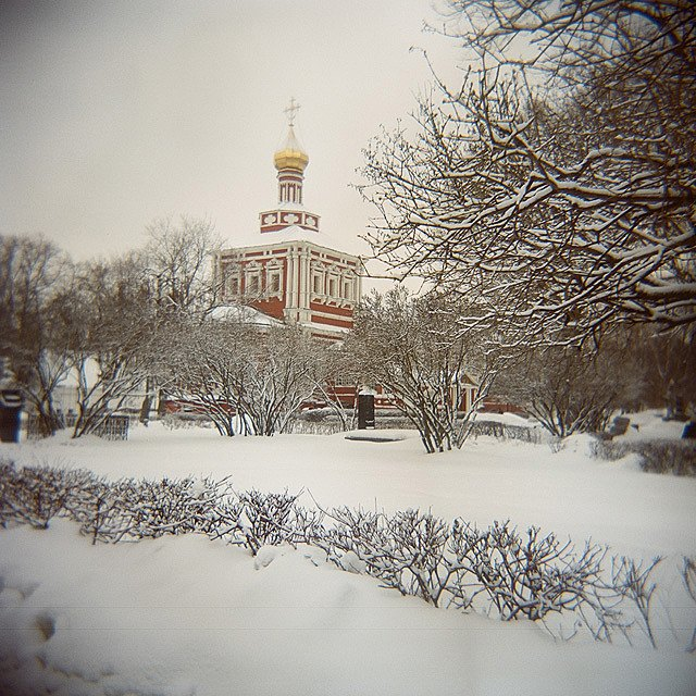 Камера наблюдения: Москва глазами Варвары Лозенко. Изображение № 14.