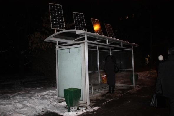 Остановка общественного транспорта на Тимирязевской улице . Изображение № 4.