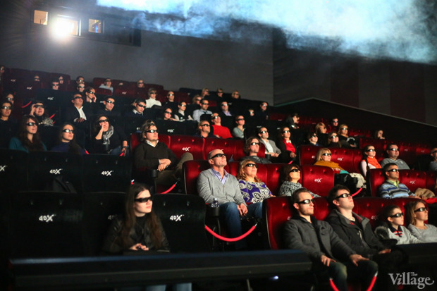 Люди в городе: Первые зрители о 4DX-кинозале. Изображение № 12.