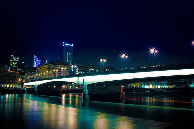 Идеи для города: Умные уличные фонари вВестминстере. Изображение № 7.