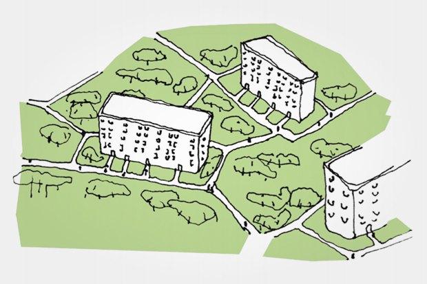 Archiprix: 6 предложений молодых архитекторов по развитию Москвы. Изображение № 38.