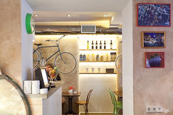 Новое место (Петербург): Caffe Centrale. Изображение № 14.