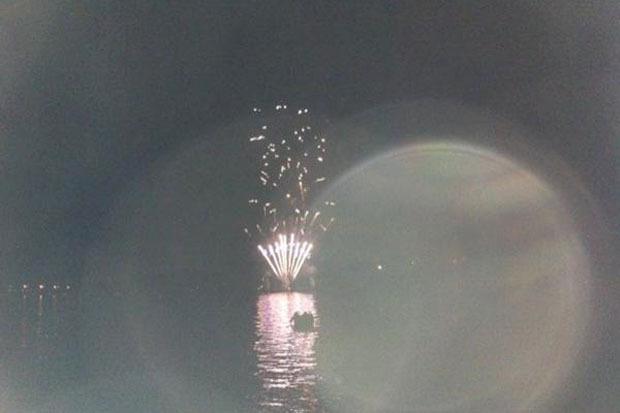 Фестиваль фейерверков в Костроме. Изображение № 2.