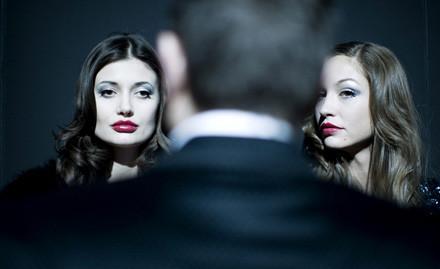 Неделя моды в Милане: показ Валерии Марини. Давиде Монтелеоне, Италия для New York Times Style Magazine, 2011. Изображение № 9.