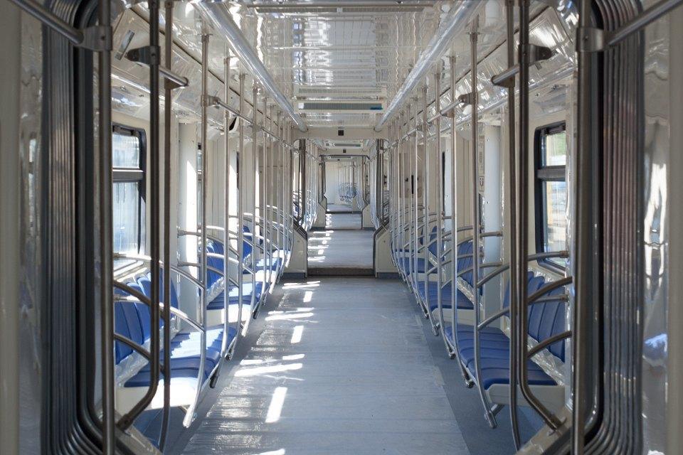 Новые вагоны метро. Изображение № 28.