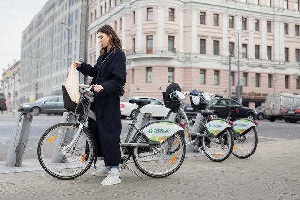 Эксперимент: Может ли прокатный велосипед стать альтернативой автомобилю в Москве. Изображение № 6.
