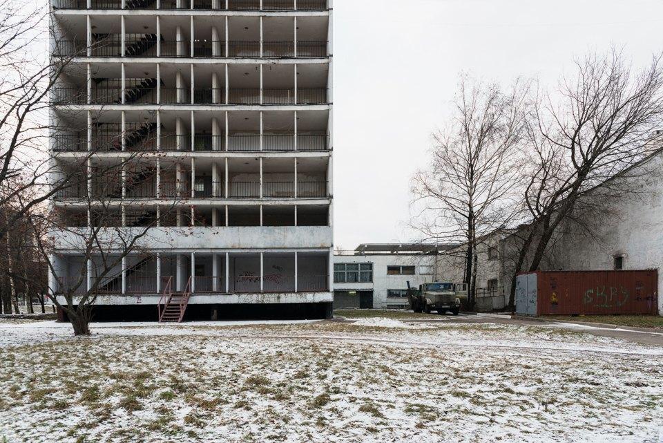 Мария Серова — о том, как появилось главное общежитие Москвы на улице Шверника. Изображение № 7.