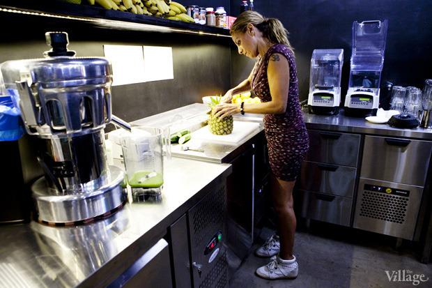 Новое место: Вегетарианское кафе Fresh. Изображение № 25.