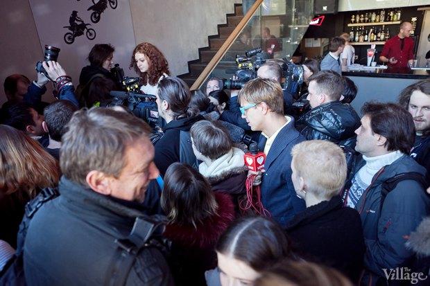 Фото дня: «Упоротый лис» в Петербурге. Изображение № 2.