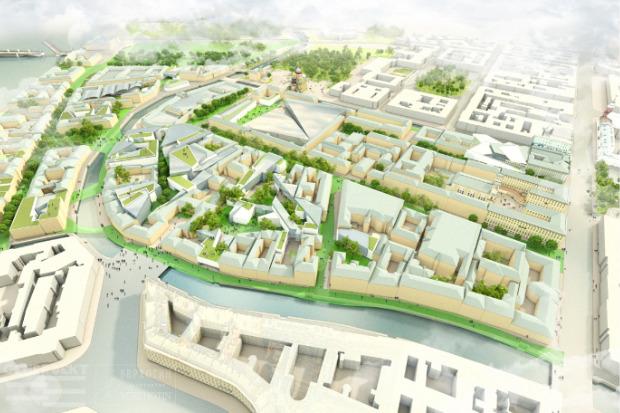 Попали в переделку: 6 проектов квартала вокруг «Новой Голландии». Изображение № 4.