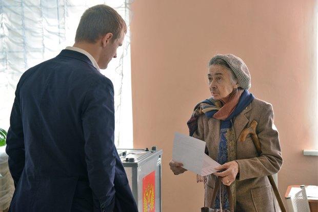 «Не мучайте бабушек»: 6 историй с петербургских выборов . Изображение № 1.