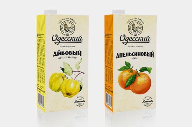 Соки  ПО «Одесский консервный завод». Изображение № 8.