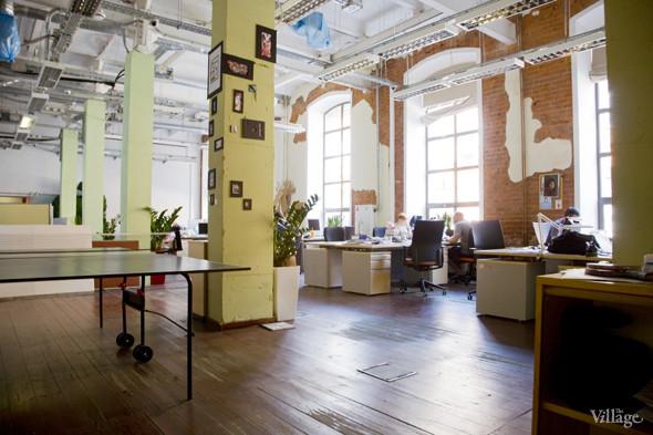Офис недели: Instinct. Изображение № 6.