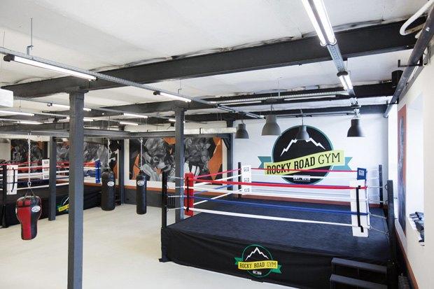 На Кутузовском проспекте открылся боксёрский клуб Rocky Road Gym. Изображение № 1.