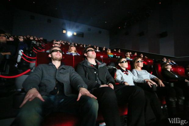 Люди в городе: Первые зрители о 4DX-кинозале. Изображение № 6.