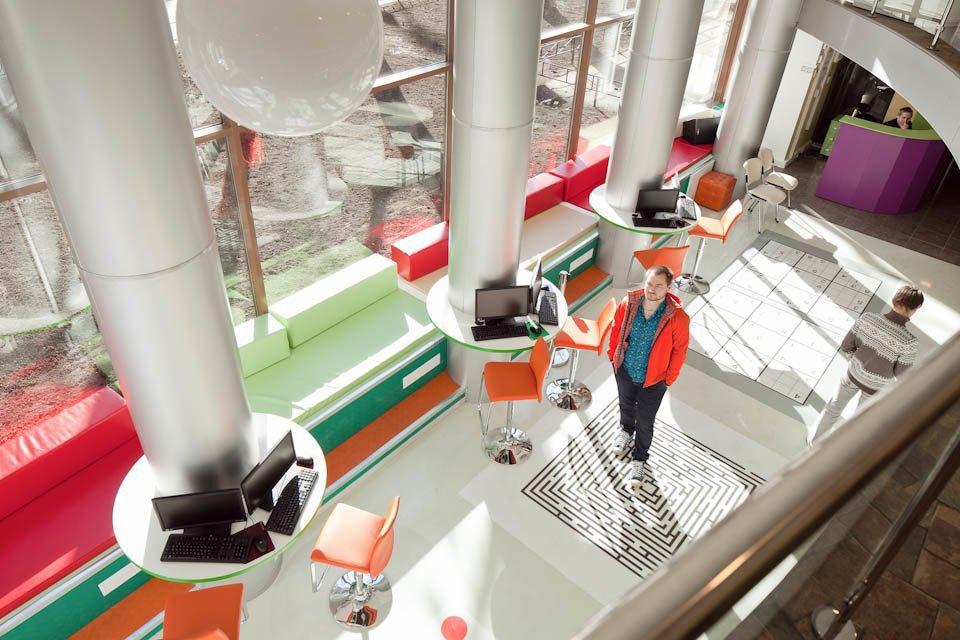 Как выглядит самая модная библиотека Петербурга М-86. Изображение № 7.