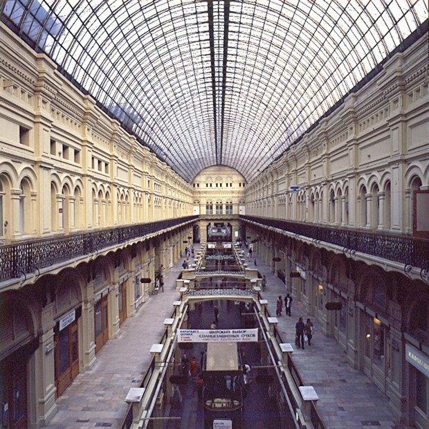Камера наблюдения: Москва глазами Александра Викторова. Изображение № 4.