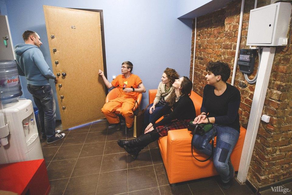 Выходи из комнаты: Как редакция TheVillage проходила квест «Клаустрофобия». Изображение № 4.