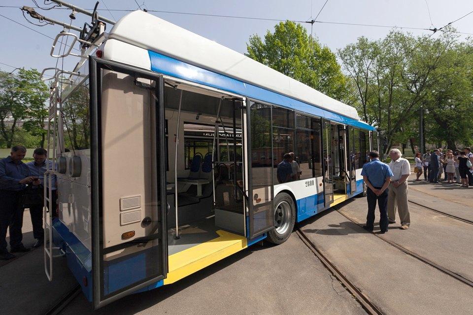 Троллейбусы будущего савтономным ходом. Изображение № 4.