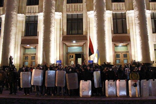 Этот день побега: Гражданское противостояние вХарькове. Изображение № 10.