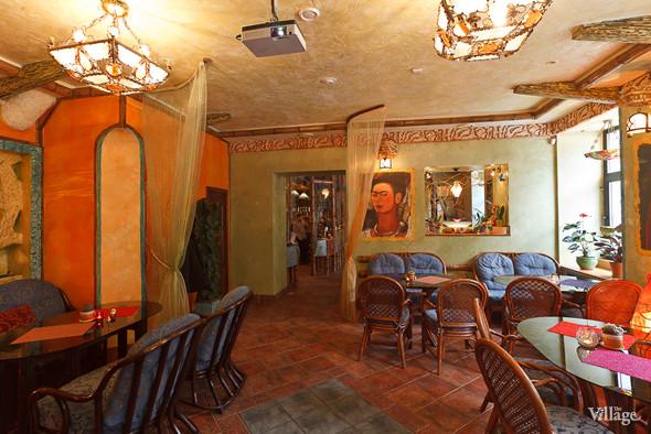 Новое место (Петербург): Вегетарианская кофейня «Фрида». Изображение № 25.