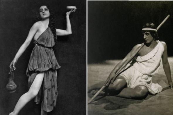 Восстановленные балеты «Русских сезонов» Дягилева покажут в Петербурге. Изображение № 5.