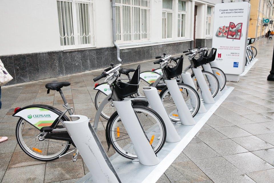 Городской велопрокат в Москве. Изображение № 12.
