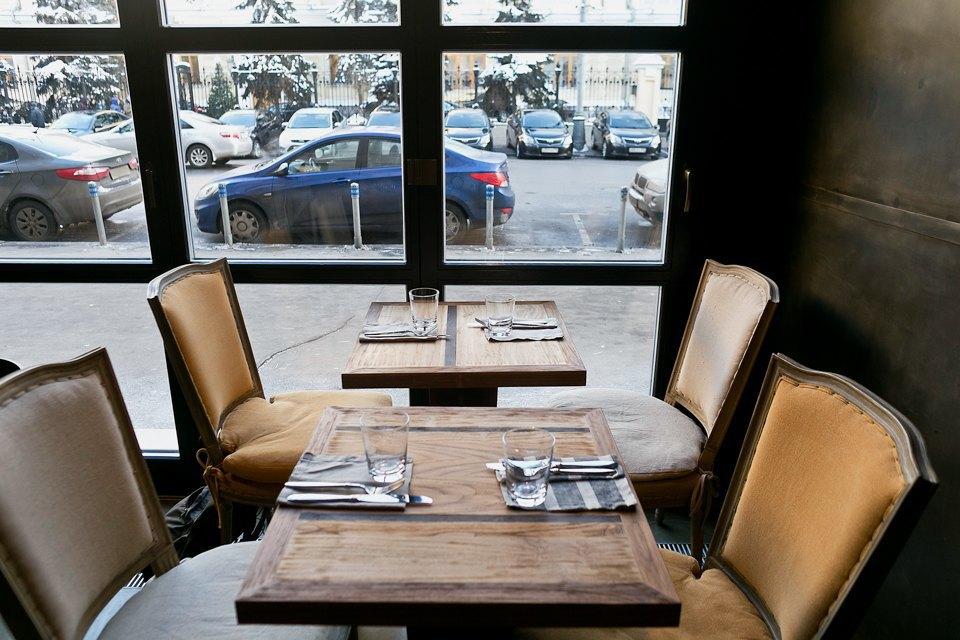 Ресторан Lesartists. Изображение № 4.