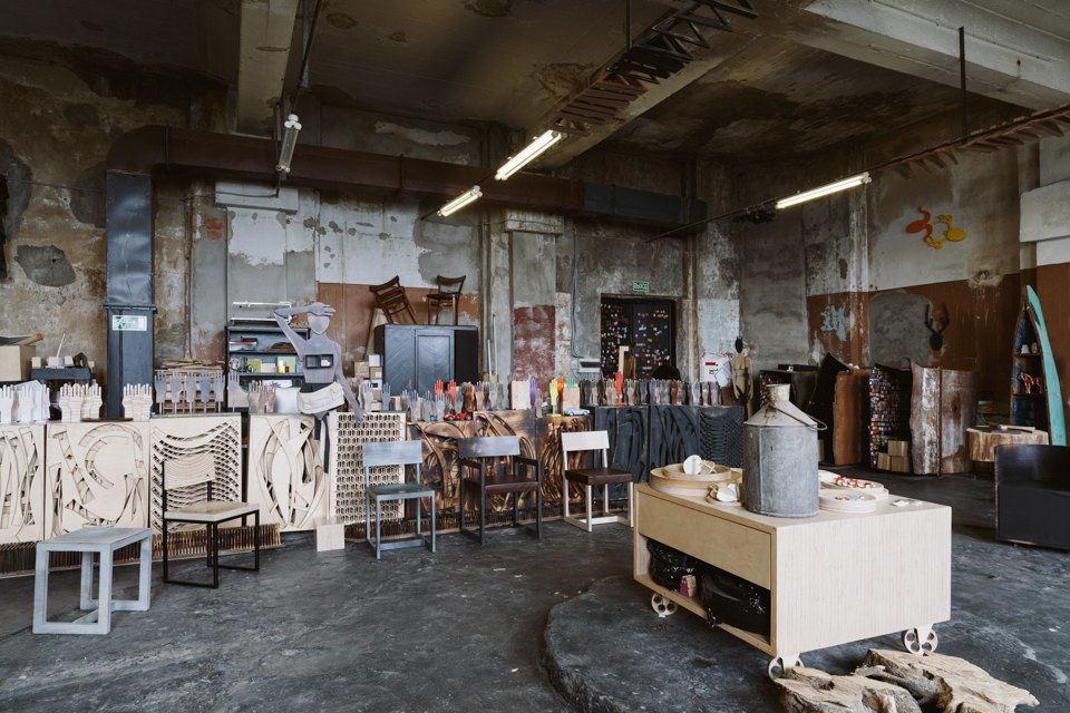 Архитектурно-производственная лаборатория Archpole. Изображение № 18.