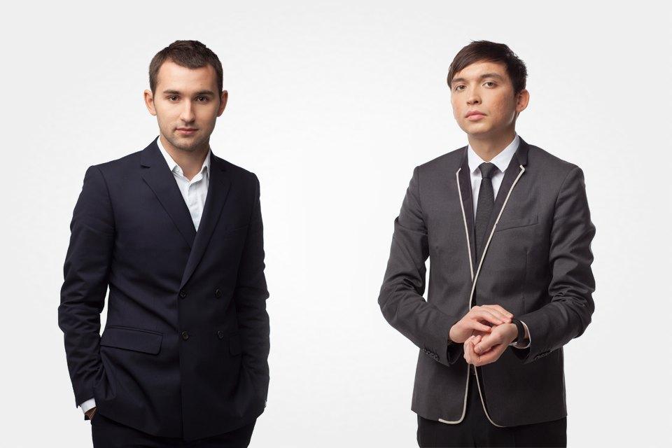 Михаил Дашкиев и Петр Осипов. Изображение № 1.