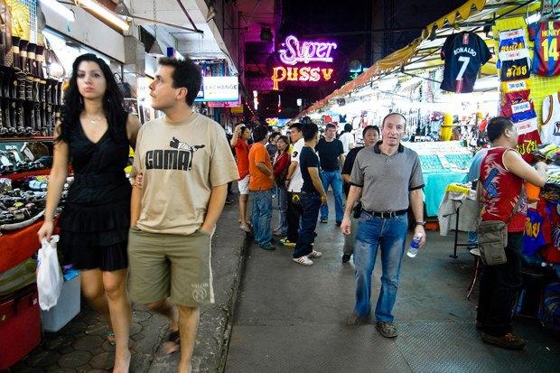 Тайка за семью печатями: Евгений Шаповалов о влиянии тайской секс-индустрии на общественные ценности. Изображение № 4.
