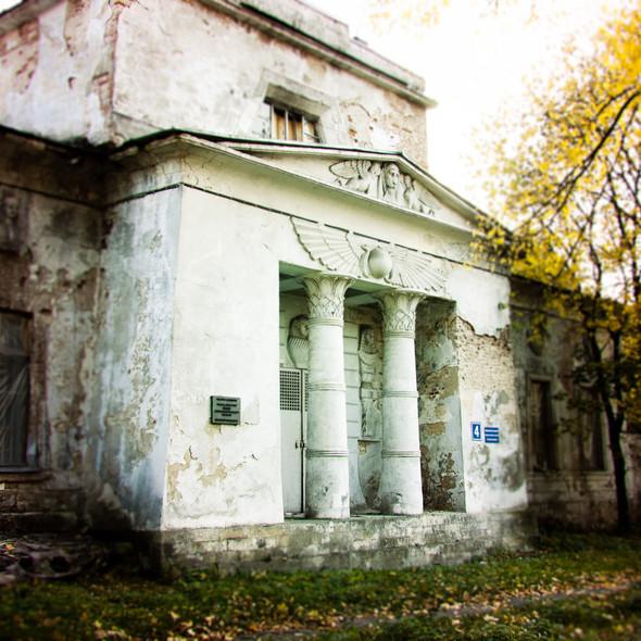 В зоне риска: Египетский павильон и Померанцева оранжерея в Кузьминках. Изображение № 4.