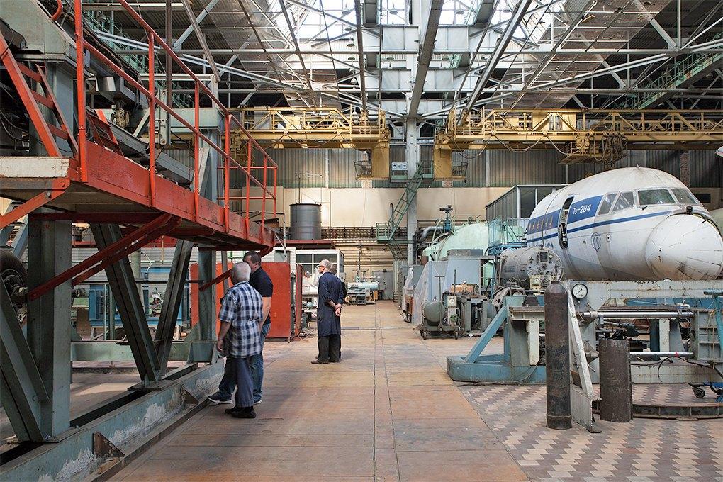 Производственный процесс: Какконструируют самолёты. Изображение № 18.
