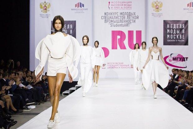 Что и требовалось показать: Как прошли московские недели моды. Изображение № 10.