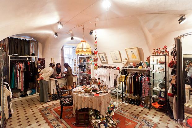 Гид по секонд-хендам и винтажным магазинам: 11 мест в Петербурге. Изображение № 65.