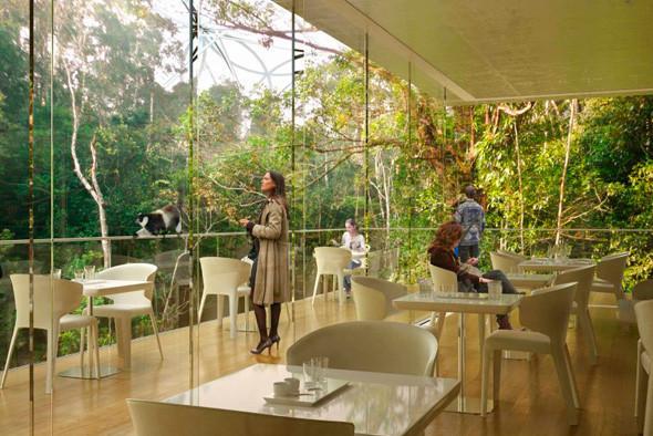 Кафе с видом на зоопарк. Изображение № 55.