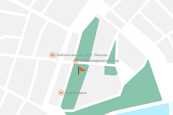 Точка сбора: 7 мест для нового лагеря оппозиции. Изображение № 5.