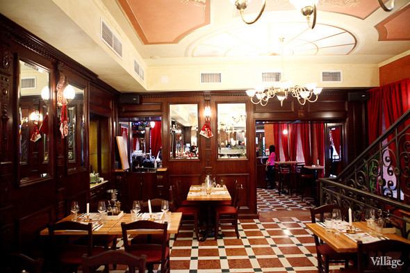 Новое место (Петербург): Ресторан «XII». Изображение № 10.