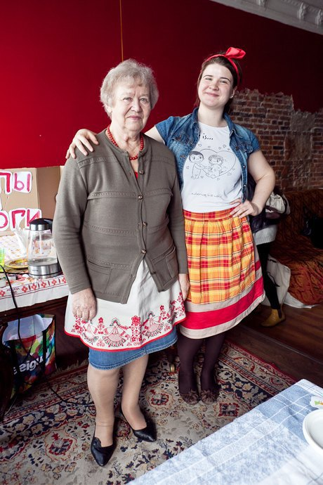 Люди в городе: Участники тестового ресторанного дня вПетербурге. Изображение № 41.
