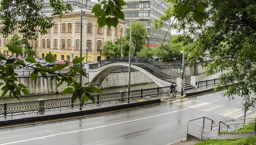 Таможенный мост. Изображение № 66.