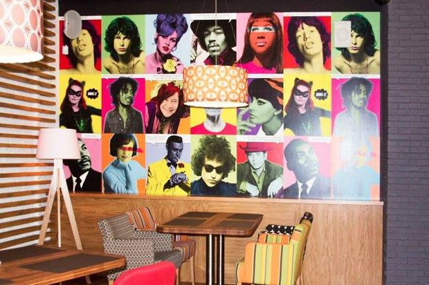 В Выборгском районе открылся ресторан в стиле 60-х. Изображение № 2.