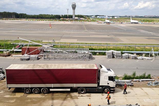 Фоторепортаж: Каким будет новый терминал Пулкова. Изображение № 21.