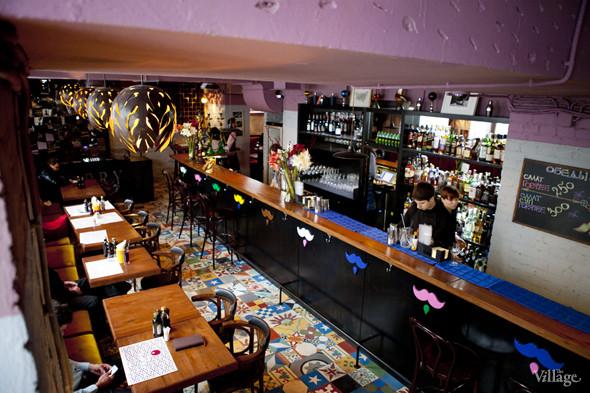 Новое место: Barry Bar. Изображение № 1.