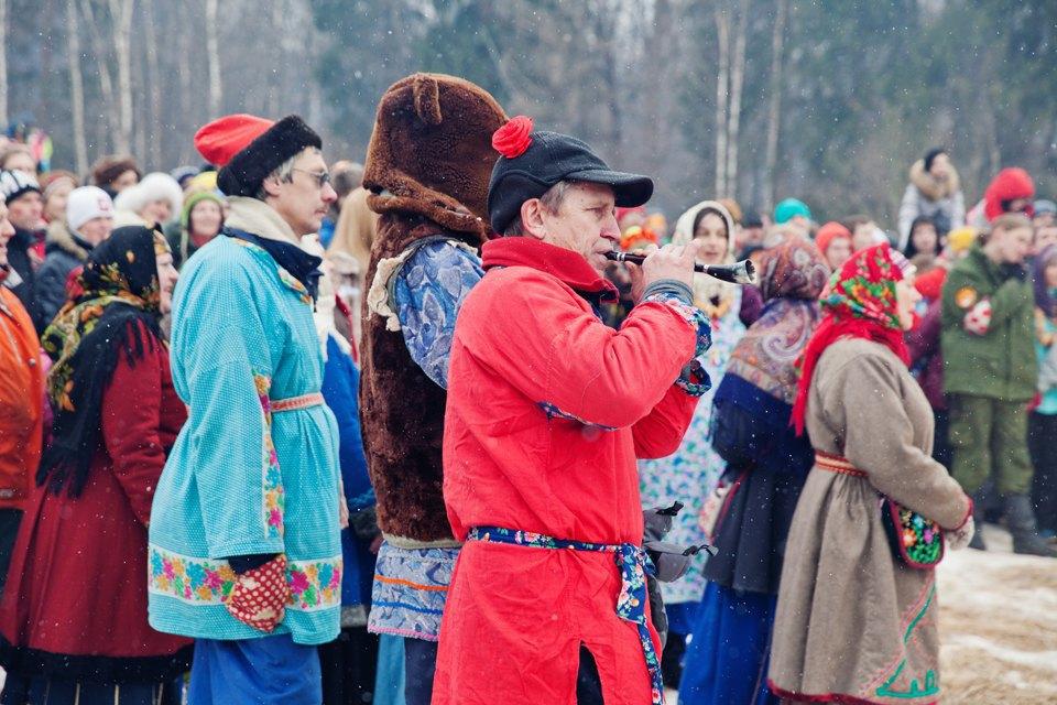Бакшевская Масляница. Изображение № 22.