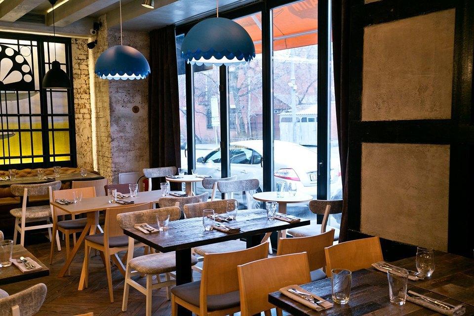 Ресторан ибар «Поехали». Изображение № 8.