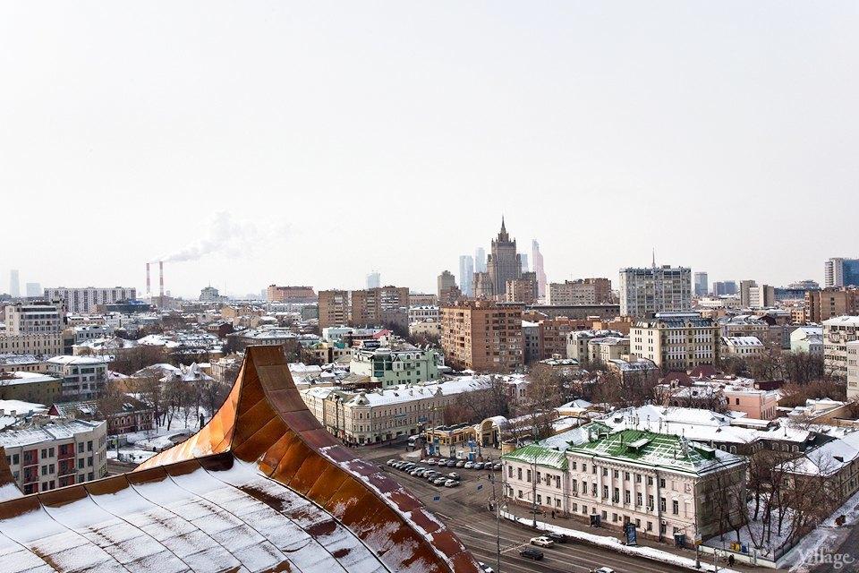 Лучший вид на этот город: 7 смотровых площадок вМоскве. Изображение № 2.