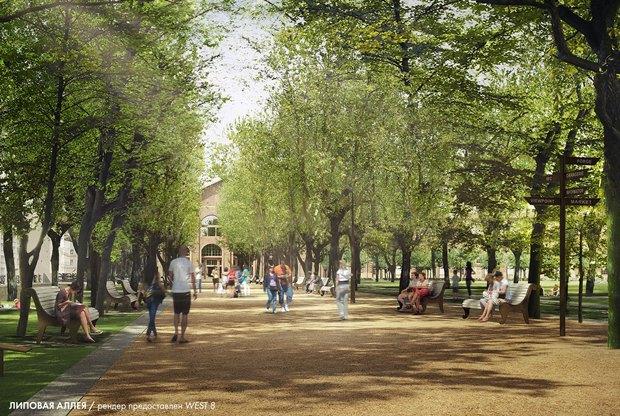 «Новая Голландия» откроется для горожан в августе. Изображение № 4.