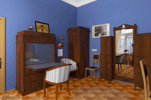 Синий кабинет. Изображение № 7.
